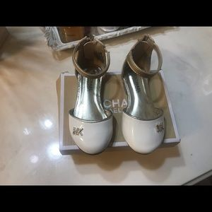 Michael Kors Toddler shoes size 6T
